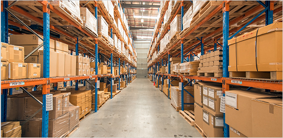 Distribution Warehouse Inventory